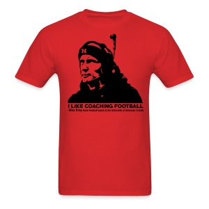 Black Mike Riley - Men's T-Shirt