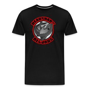 DEADSHARK LOGO 2 - Men's Premium T-Shirt