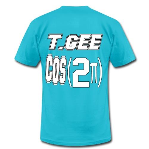 Terry Gee - Men's Fine Jersey T-Shirt