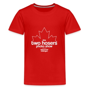 The Two Hosers Photo Show Kid T-Shirt - Kids' Premium T-Shirt