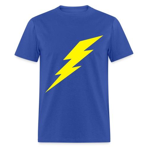 T-shirt éclair - Men's T-Shirt