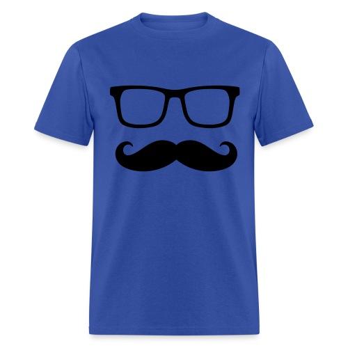 T-shirt Lunettes et moustaches - Men's T-Shirt