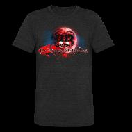 T-Shirts ~ Unisex Tri-Blend T-Shirt ~ Bloodshed Brothers Mens Tri-Blend