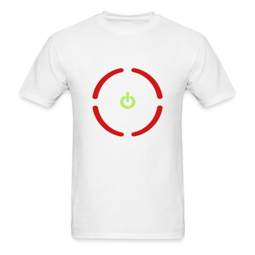 Red Ring Tee - Men's T-Shirt