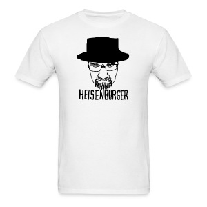 Heisenburger Black (mens) - Men's T-Shirt