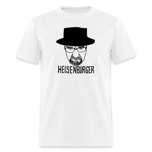 Heisenburger Black (mens) - Men's T-Shirt