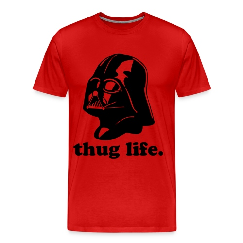 THUG LIFE! - Men's Premium T-Shirt