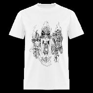 T-Shirts ~ Men's T-Shirt ~ Almsivi
