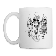 Mugs & Drinkware ~ Coffee/Tea Mug ~ Almsivi Mug