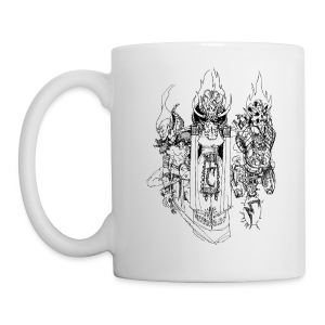 Almsivi Mug - Coffee/Tea Mug