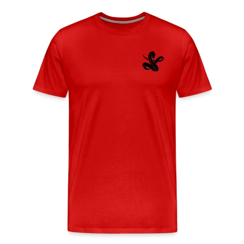 Official Constricted T-Shirt - Men's Premium T-Shirt