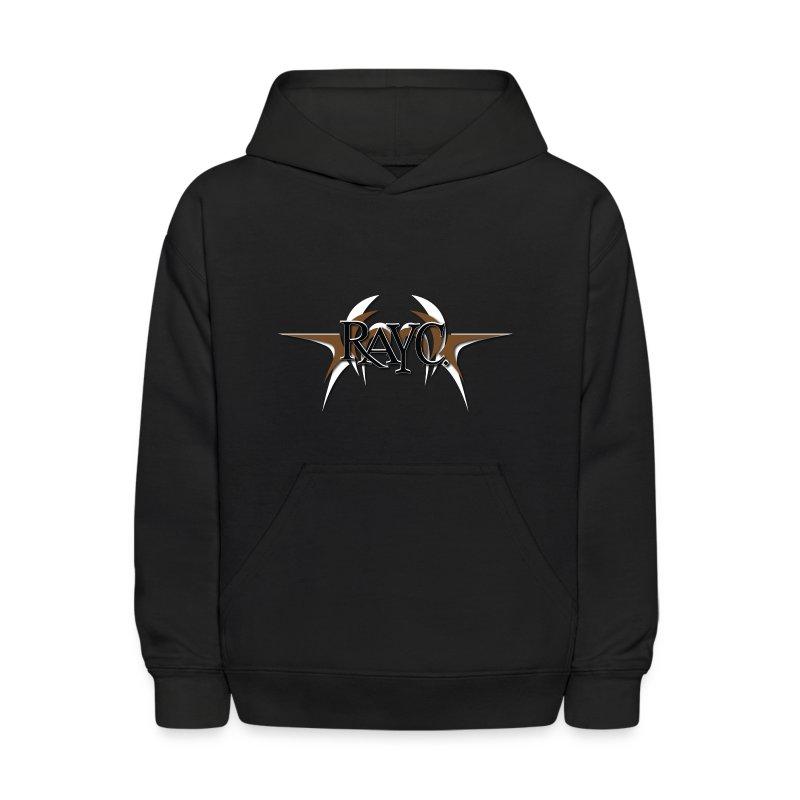 Tribal Wings Logo - Kids' Hoodie