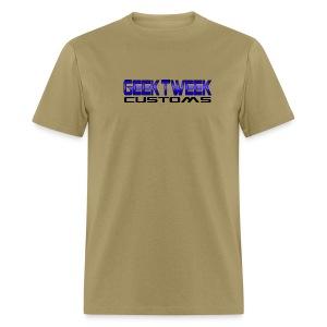 Geek Tweek Customs Standard T-Shirt - Men's T-Shirt