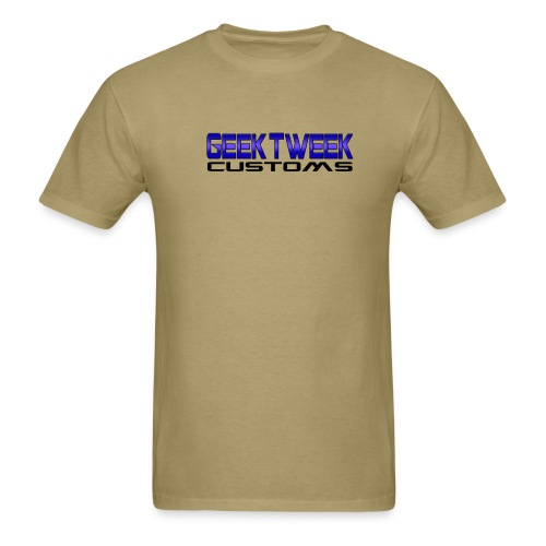 Geek Tweek Customs Standard T-Shirt - Men's T-Shirt