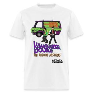 Kamen Rider Scooby Double T-Shirt - Men's T-Shirt