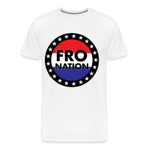 Fro nation - Men's Premium T-Shirt