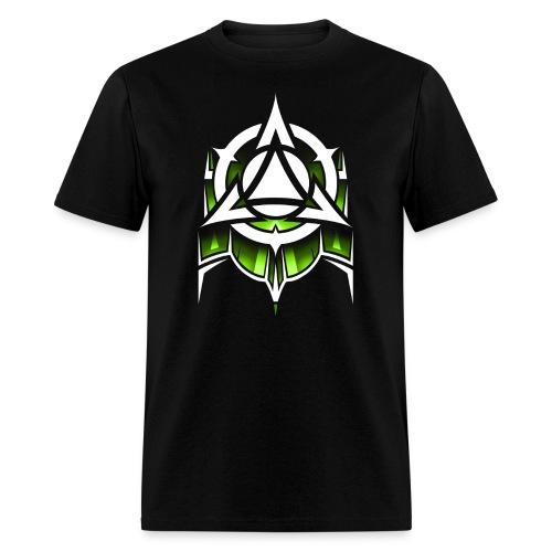 Abstract Green - Men's T-Shirt