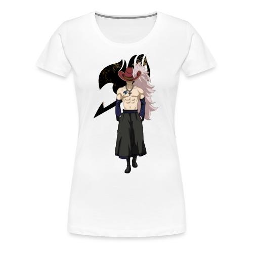 Gray Fullbuster Women's Premium T-Shirt - Women's Premium T-Shirt