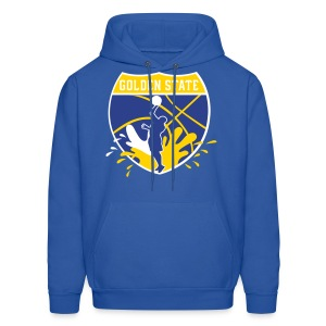 Make a splash - Men's Hoodie