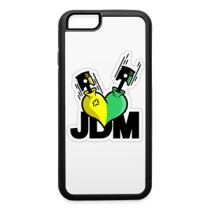 JDM HEART (CASE) - iPhone 6/6s Rubber Case