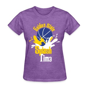 Splash Time - Women's T-Shirt
