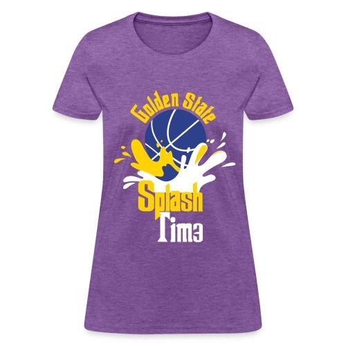 Splash Time - Women's T-Shirt