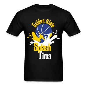 Splash time - Men's T-Shirt
