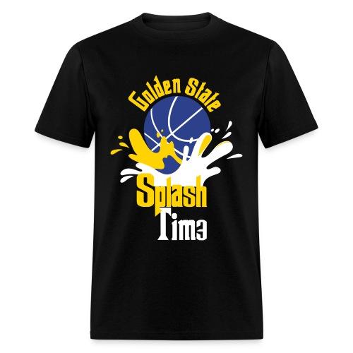 Splash time - Men's T-Shirt