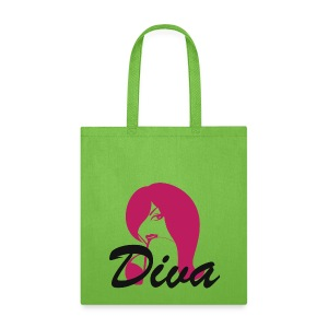 The Casual Diva Tote - Tote Bag