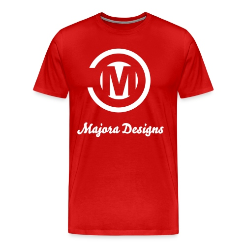 MajoraDesigns Hoodie - Men's Premium T-Shirt