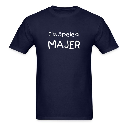MAJER T - Men's T-Shirt