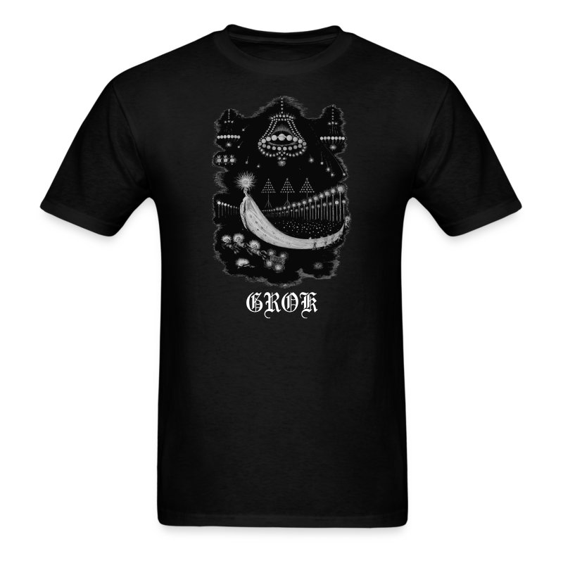 Grok - Geist - Men's T-Shirt