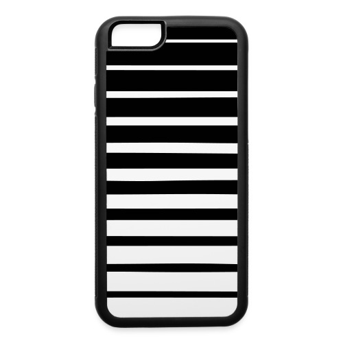 Iphone 6 case GRADIANT lines - iPhone 6/6s Rubber Case