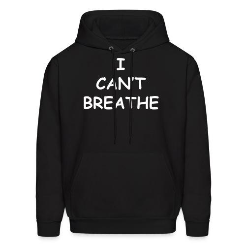 I Can't Breath Eric Garner Hoodie Hoody Sweatshirt - Men's Hoodie