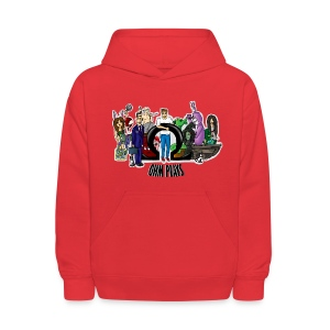 Official Ohm Plays Kid's Hoodie - Kids' Hoodie