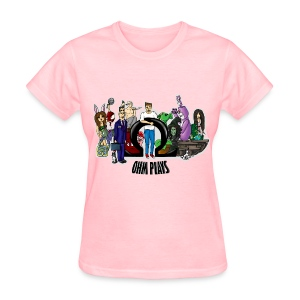 Official Ohm Plays Women's Tee - Women's T-Shirt