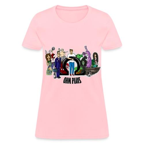 Official Ohm Plays Women's Tee - Women's T-Shirt