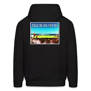 Single Fun Hoody - Men's Hoodie
