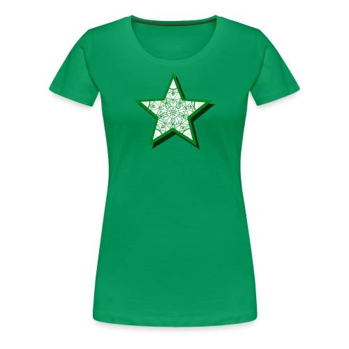 Bela Stelo (Feminine) - Women's Premium T-Shirt