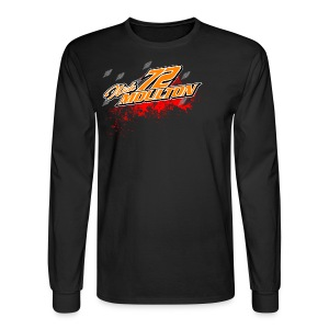 Nick Moulton Long Sleeve Shirt - Black - Men's Long Sleeve T-Shirt