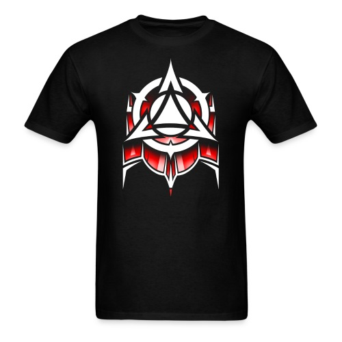 Abstract Red - Men's T-Shirt