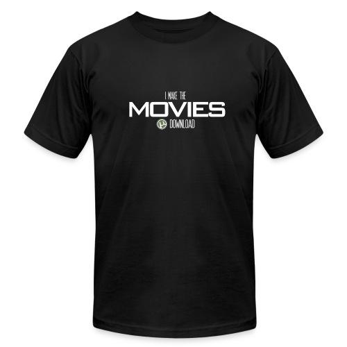 Movie Downloader - Men's Fine Jersey T-Shirt