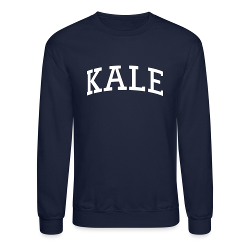 KALE (HEALTHY VEGETABLE) SWEATSHIRT - Crewneck Sweatshirt