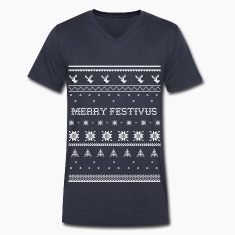 Sweater Shirt | Merry Festivus T-Shirts