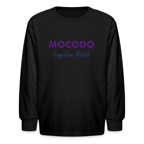 Child Mocodo Long Sleeve Shirt - Kids' Long Sleeve T-Shirt