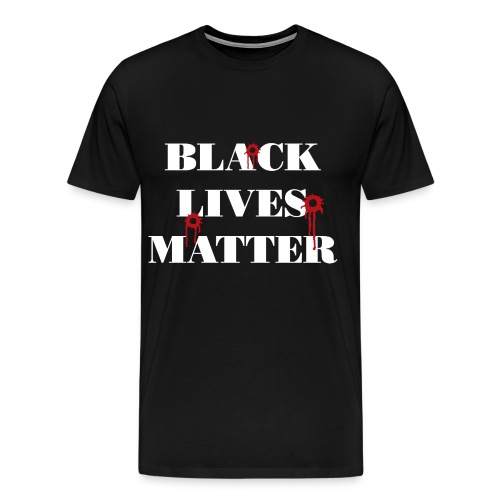 Black Lives Matter T-Shirts - Men's Premium T-Shirt