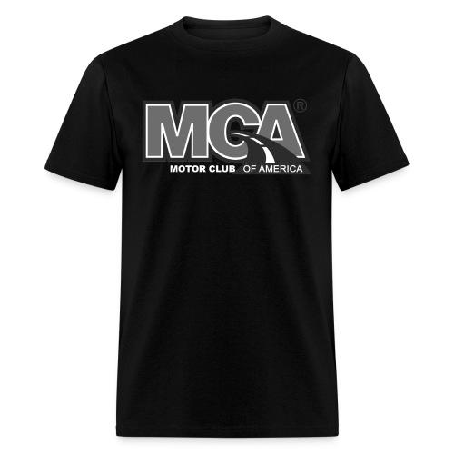 Mens Blackout T-Shirt - Men's T-Shirt