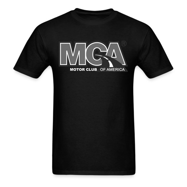 Mens Blackout T-Shirt