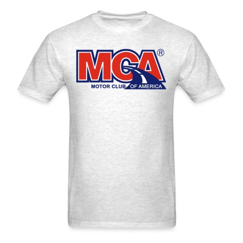Mens Gray T-Shirt - Men's T-Shirt
