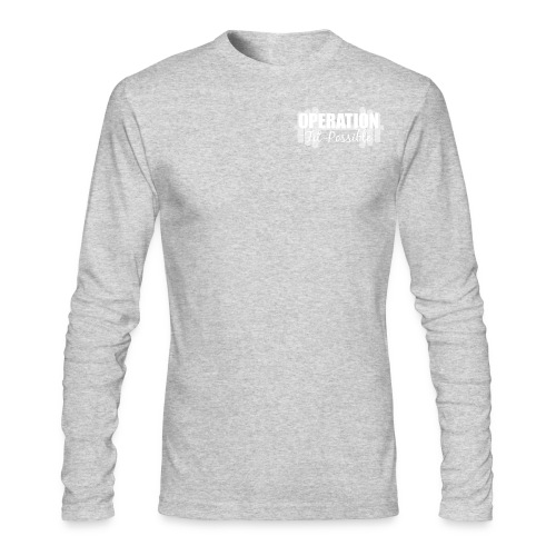 Mens Long Sleeve Tee - Men's Long Sleeve T-Shirt by Next Level